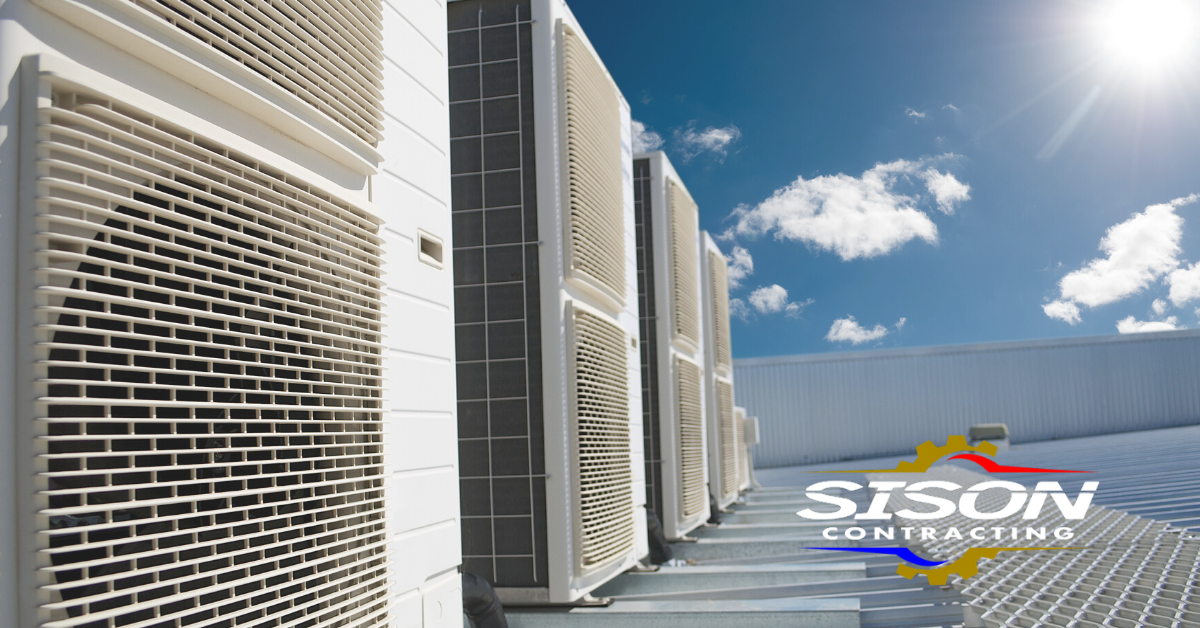 commerical hvac services lusby md